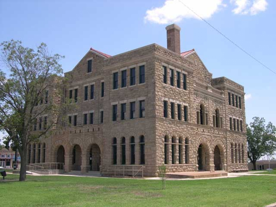 05-02-01-01-Archer-County-Courthouse